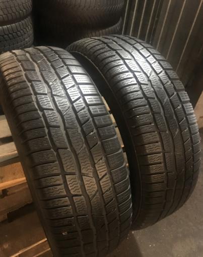 Зимние шины 245 45 R17 Continental Winter 830P