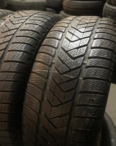 Зимние шины 255 65 R17 Pirelli Scorpion Winter