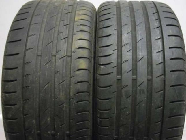 235 45 18 continental conti sport contact 3 пара