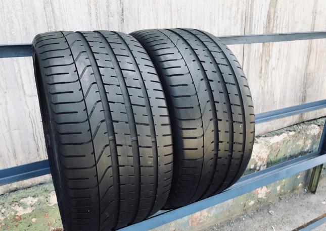 255 40 17 Pirelli p.zero RSC