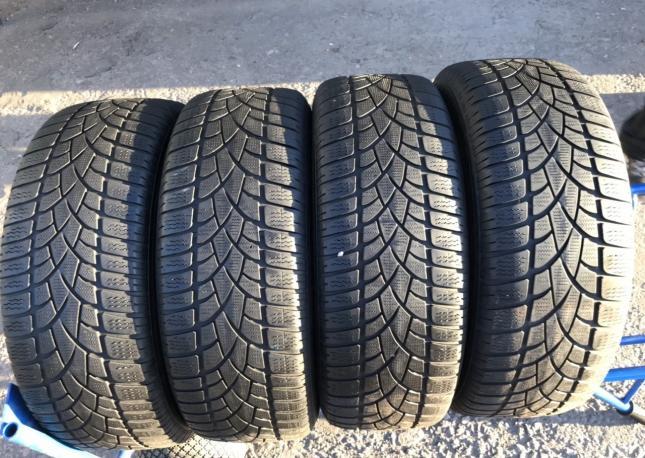 225 50 17 Dunlop WinterSport 3D, 4шт