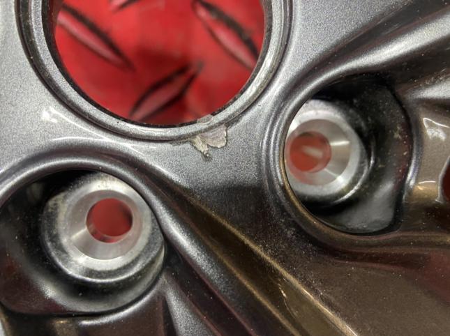 Диск колеса R16 Kia Optima