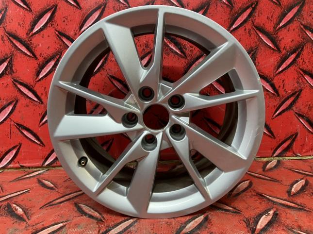 Диск колеса R16 AUDI A4 B9