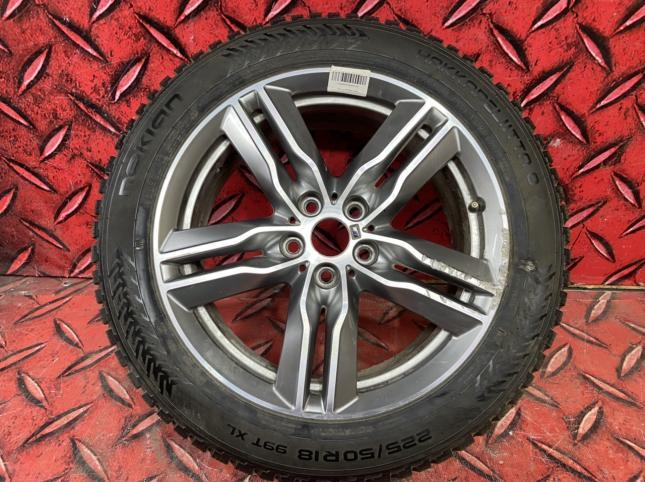 Диск колеса R18 BMW X1 F48 стиль 570