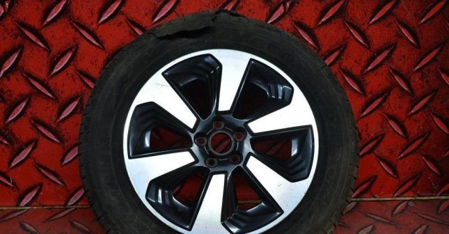 Диск колеса R17 Subaru Forester S13