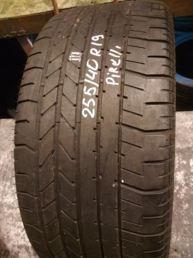 255 40 19 Pirelli PZero Asimmetrico