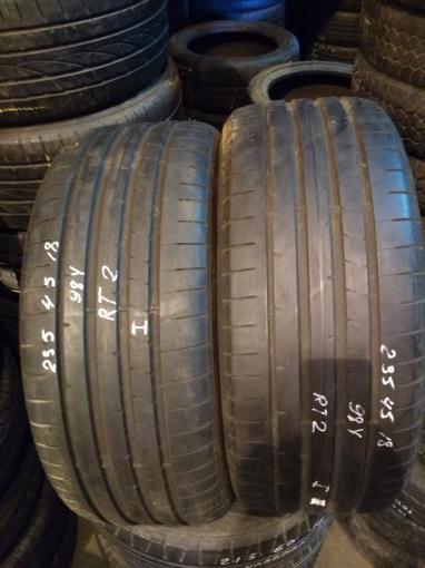 235/45/18 шины Dunlop SP Sport Maxx RT2