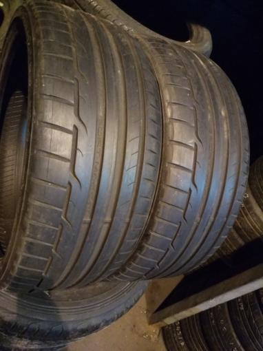 225/45/19 2 штуки Dunlop SP Sport Maxx RT