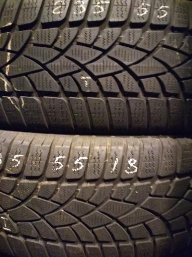 235/55 R18 Dunlop SP Winter Sport 3D