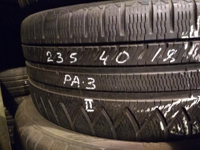 235/40 R18 Michelin Pilot Alpin 3