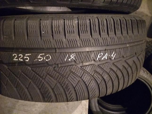 225/50 R18 Michelin Pilot Alpin 4