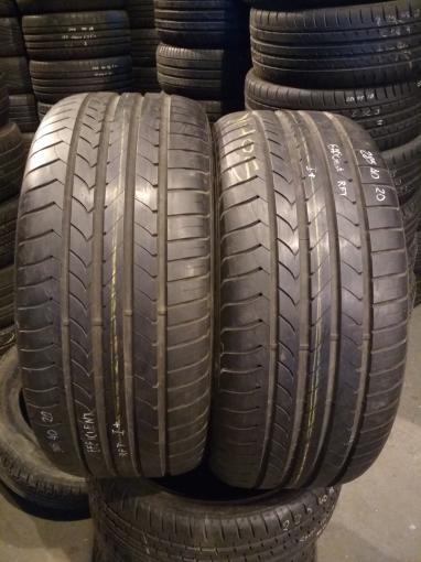 255/45 R20 2шт Goodyear EfficientGrip (RFT)