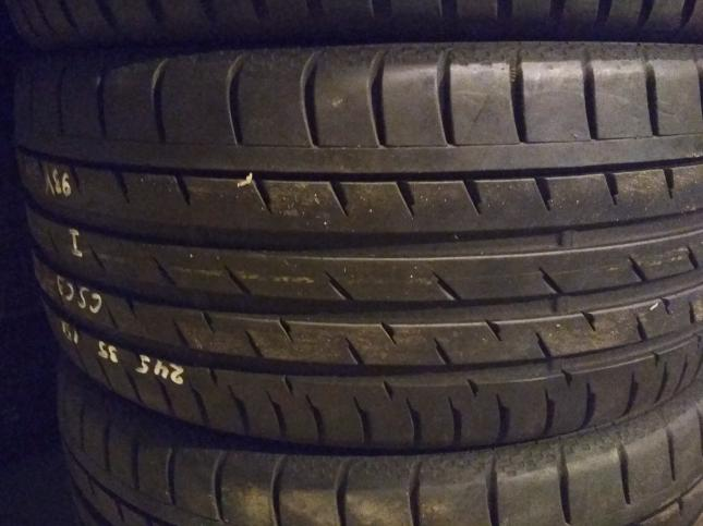 245/35 R19 2шт Continental Sport Contact 3