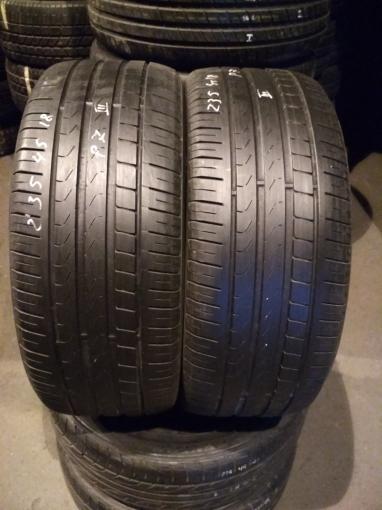 235/45 R18 2шт Pirelli Cinturato P7