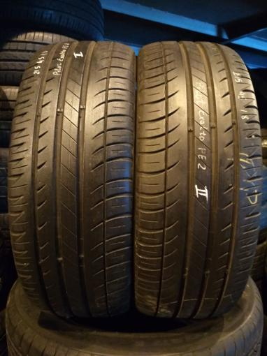215/45 R18 2шт Michelin Pilot Exalto PE2