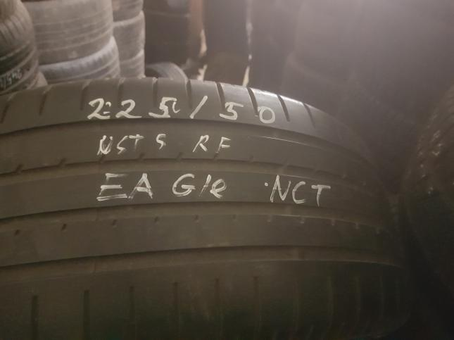 225/50 R17 Goodyear Eagle NCT5 (RFT) 4-5 мм