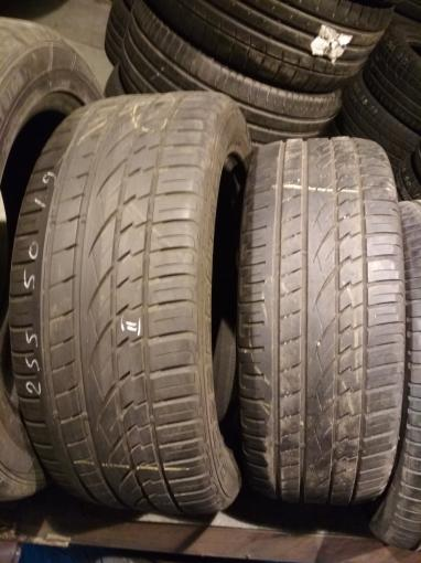 255/50 R19 Continental Cross Contact UHP