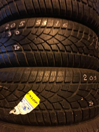 205/55 R16 Dunlop SP Winter Sport 3D