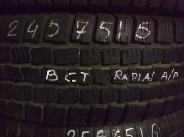 245/75 R16 BCT Radial A/P