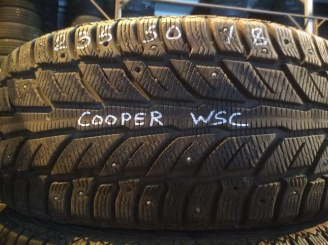 235/50 R18 Cooper Weather-Master WSC