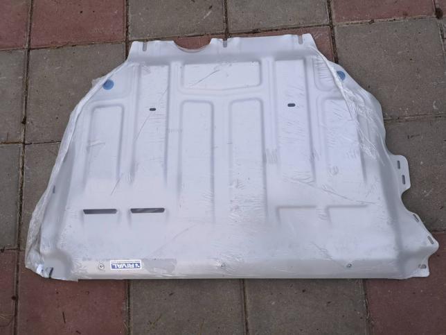 Защита двигателя Volkswagen Tiguan 2