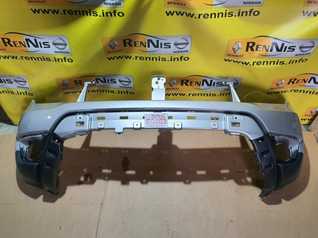 Рено Дастер 2 2015 бампер передний оригинал