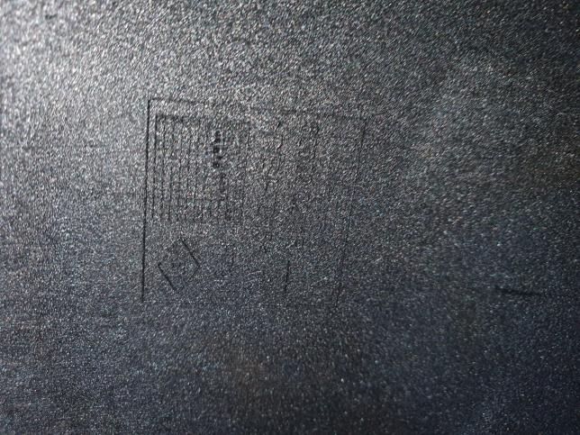 Ниссан Террано 3 D10 бампер передний СЕРЕБРО