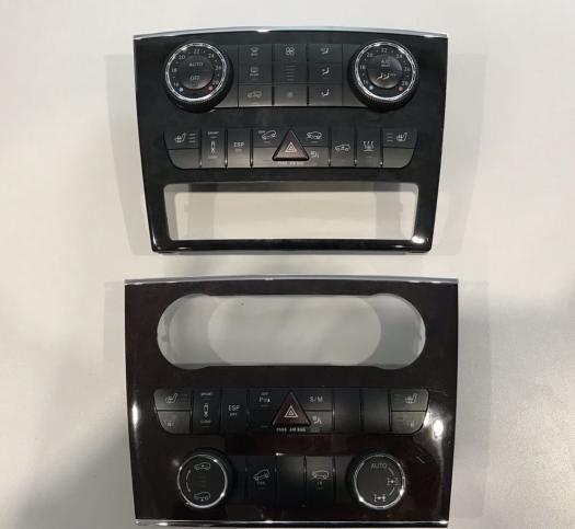 Блок управления Mercedes ML W164 A2519063300
