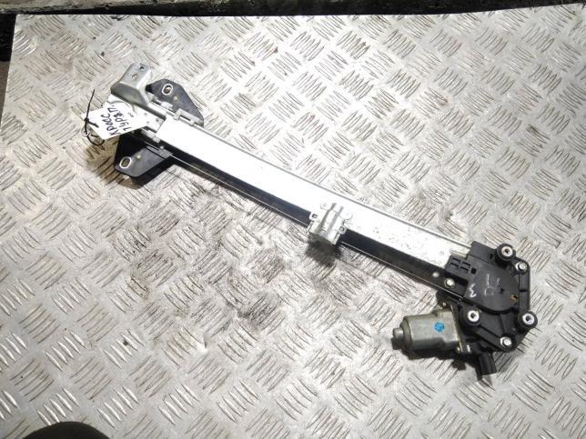 Стеклоподъемник задний правый Honda Crosstour 72710TA0A01