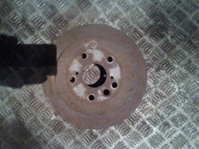 Диск тормозной задний Toyota RAV 4 4243142040